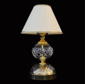 De Luxe namizna luč - zlata